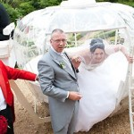 Brian Cox Toastmaster - At Highcliffe Castle Wedding