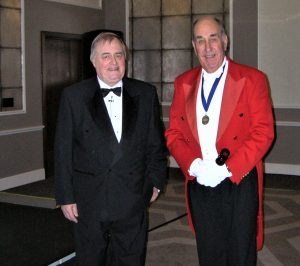 John Prescott with me at the Hilton Bournemouth